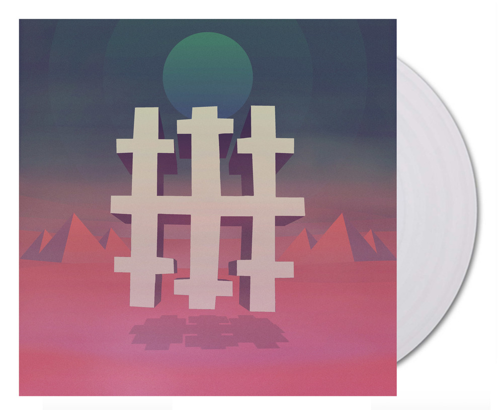 Three Trapped Tigers 'Silent Earthling' Special Edition Double Transparent Vinyl LP PREORDER