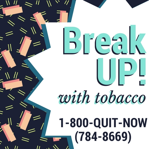 Need a pick-me-up? - We know that breaking up with tobacco is difficult. So when you need a pick-me-up to get you through your cravings, check out our free playlist.