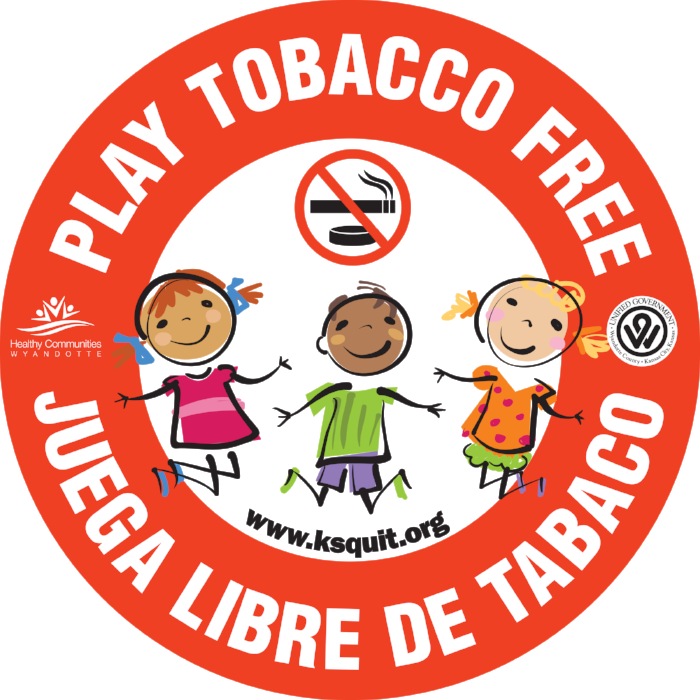 Become a Play Tobacco Free Partner!    Click here to find out more.