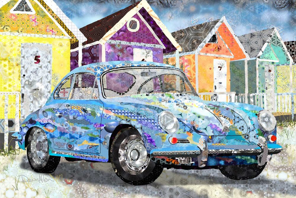 Beach Cottages 1963 Porsche.jpg