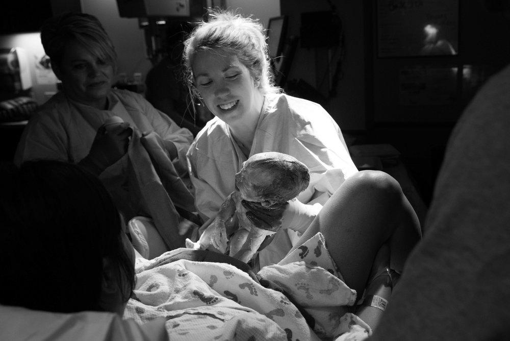 birth image Mercy Hospital Oklahoma