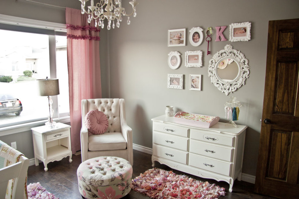 nursery decorating idea