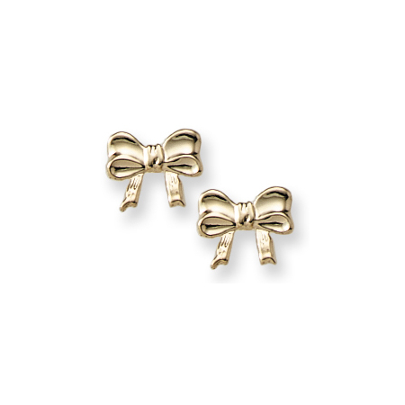 il tiny earrings line solid zoom karat earring listing gold