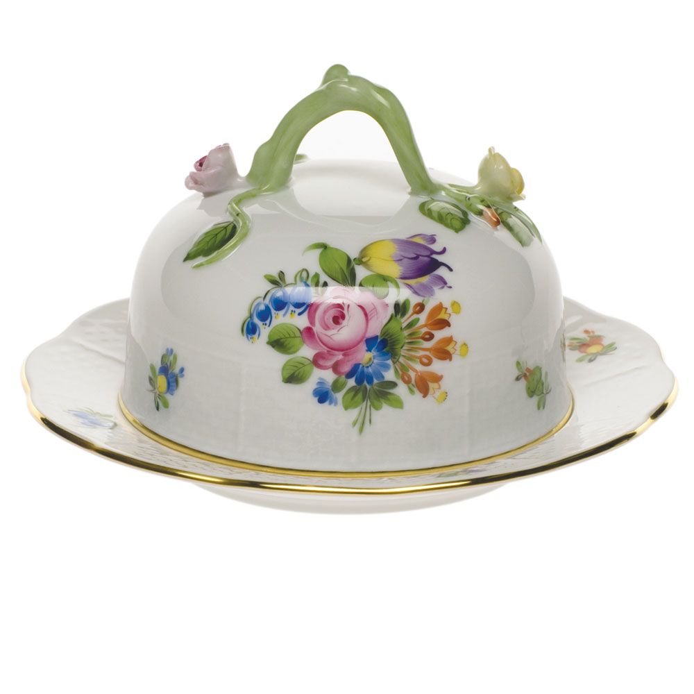 Printemps Covered Butter Dish