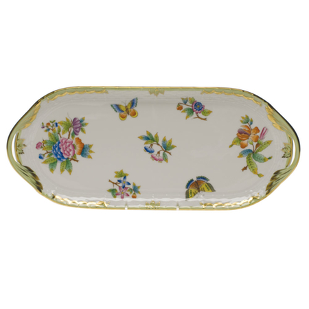 Queen Victoria Sandwich Tray