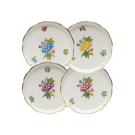 Queen Victoria Set of 4 Coasters