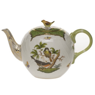 Rothschild Bird Tea Pot