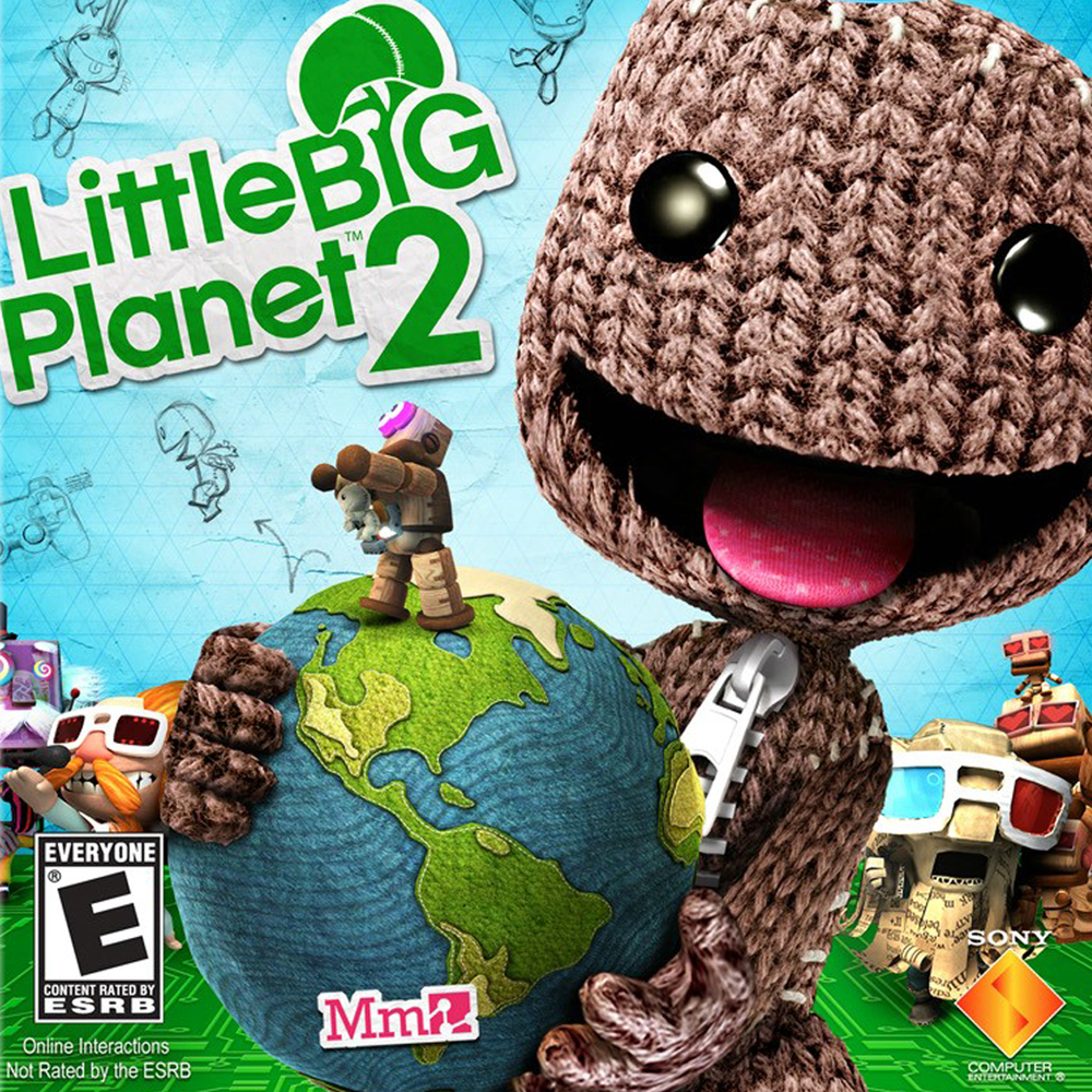 LITTLE BIG PLANET SERIES
