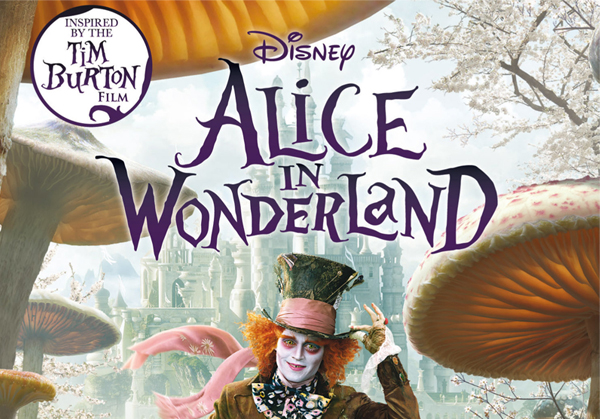 ALICE IN WONDERLAND    To Stream  CLICK   HERE     To Download MP3's  CLICK HERE
