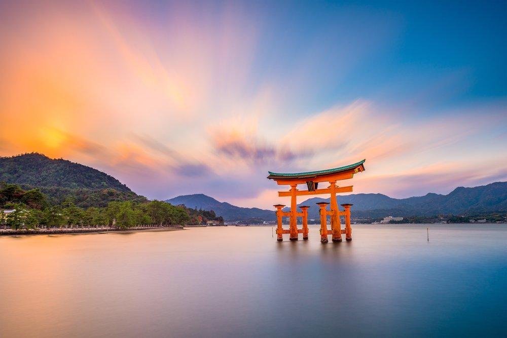 3 - Japan, Hiroshima, Miyajima, Torri Gate (2).jpg