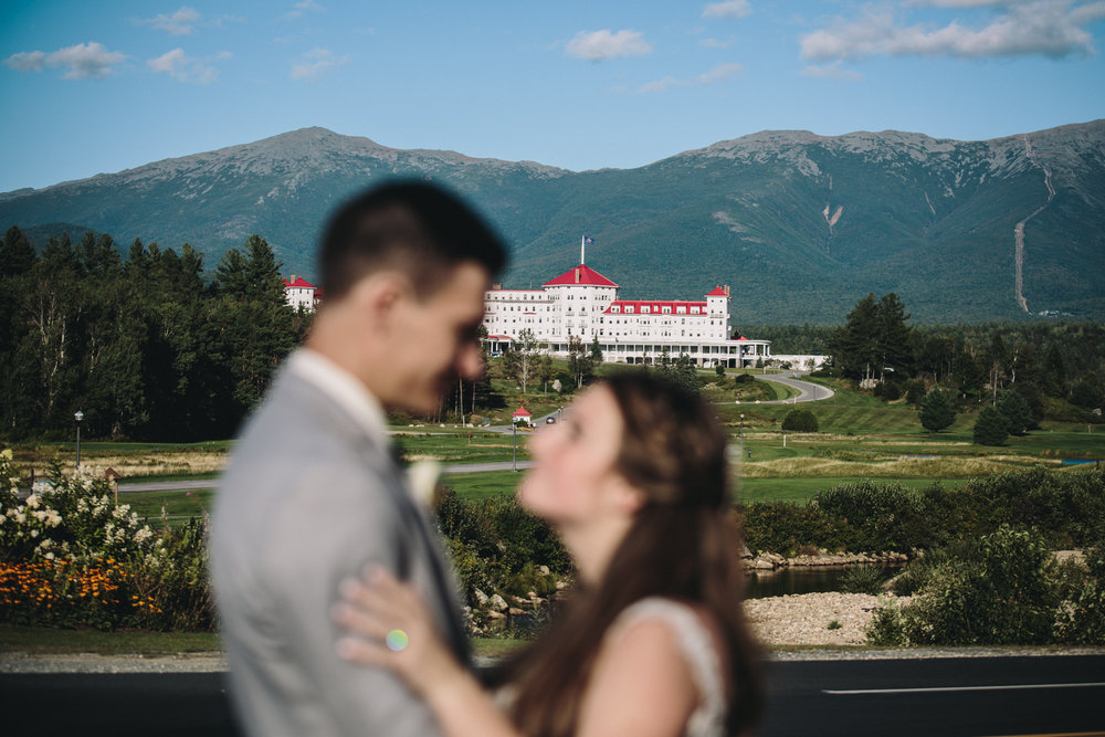 - Mount Washington Hotel Wedding