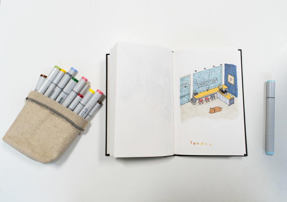 Nate's sketchbook