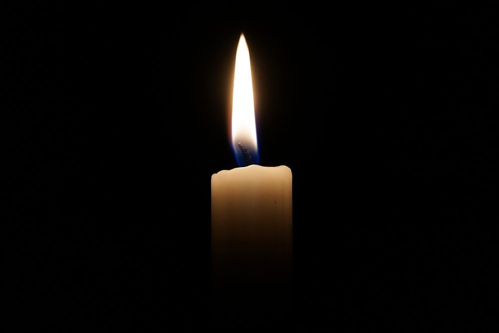 image of candle to represent final wishes