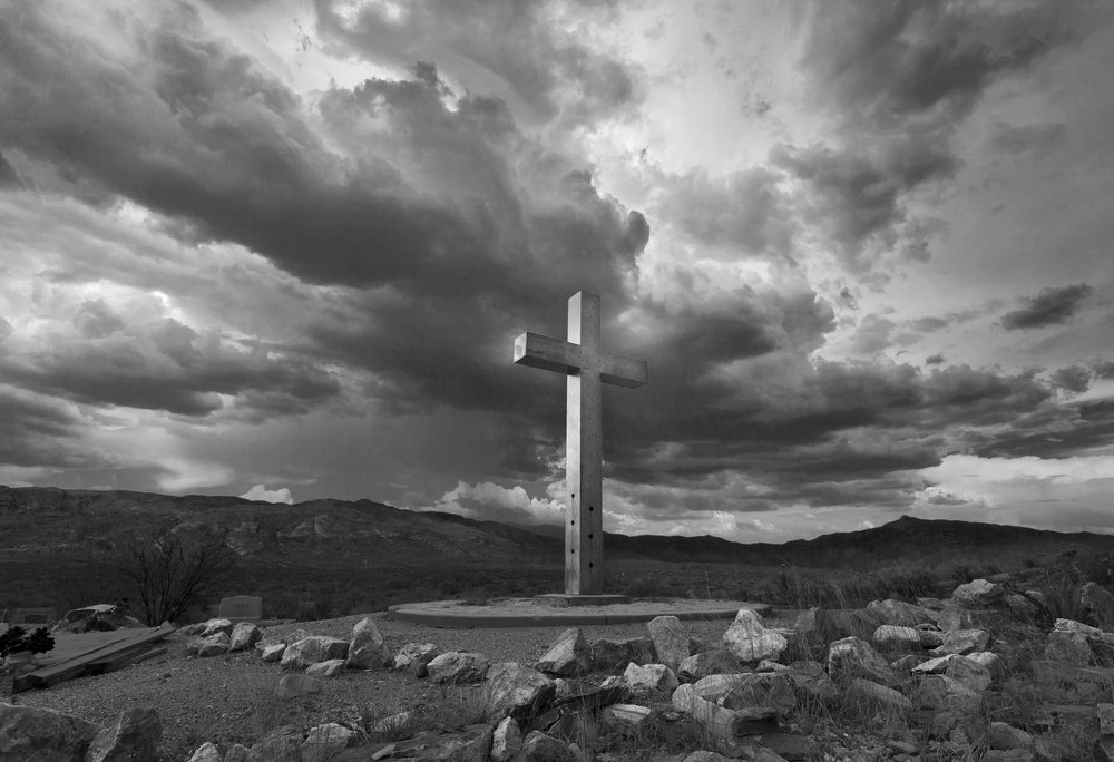Desert Cross