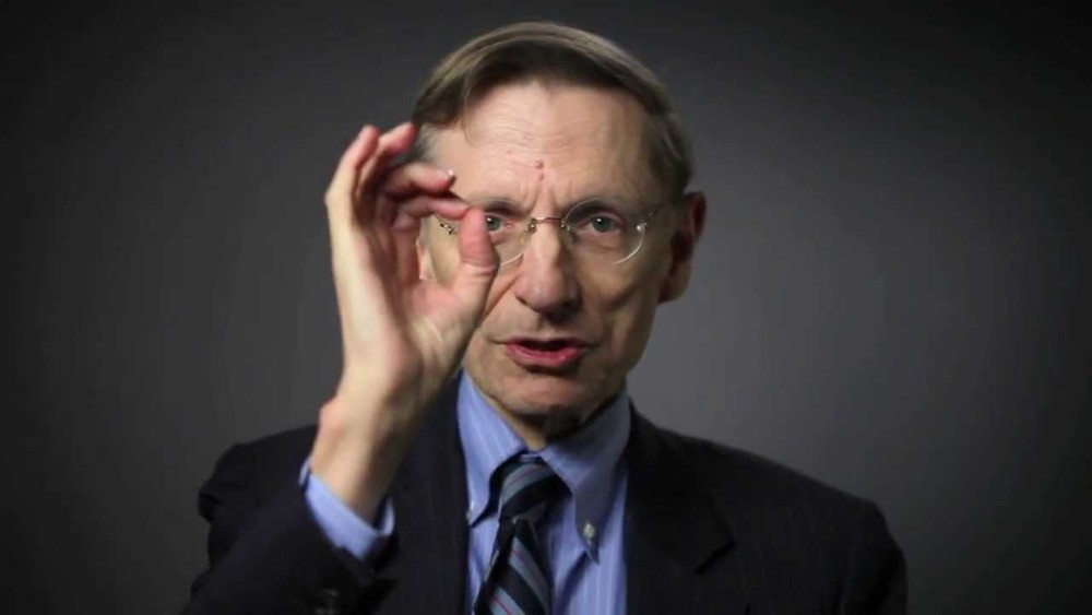 Bill Drayton CEO & Founder Ashoka