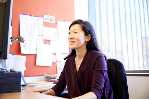 Esther Kim  Principal Consultant  REDF