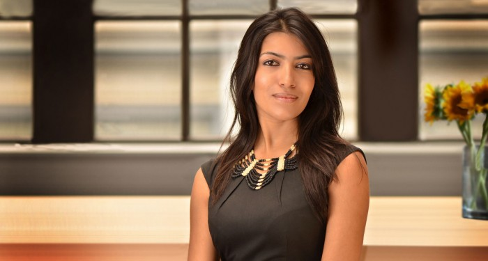 Leila Janah  Founder & CEO  Samasource