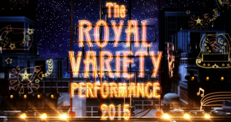 THE ROYAL VARIETY PERFORMANCE on BBC - 2015TRACK: I Can ChangeARTIST: Brandon FlowersMatt Berman- Tenor saxophone
