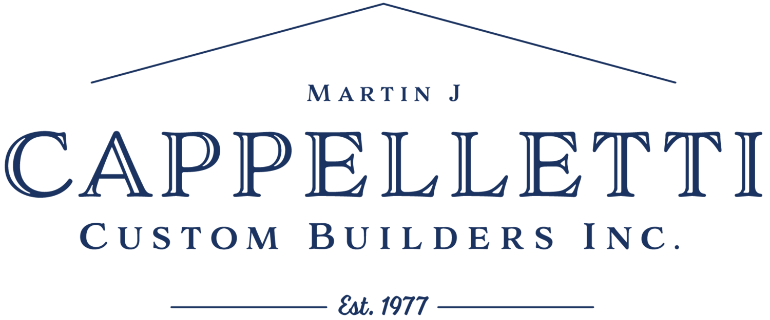 Martin J. Cappelletti Custom Builders, INc