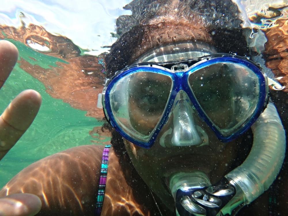 ocean science scuba