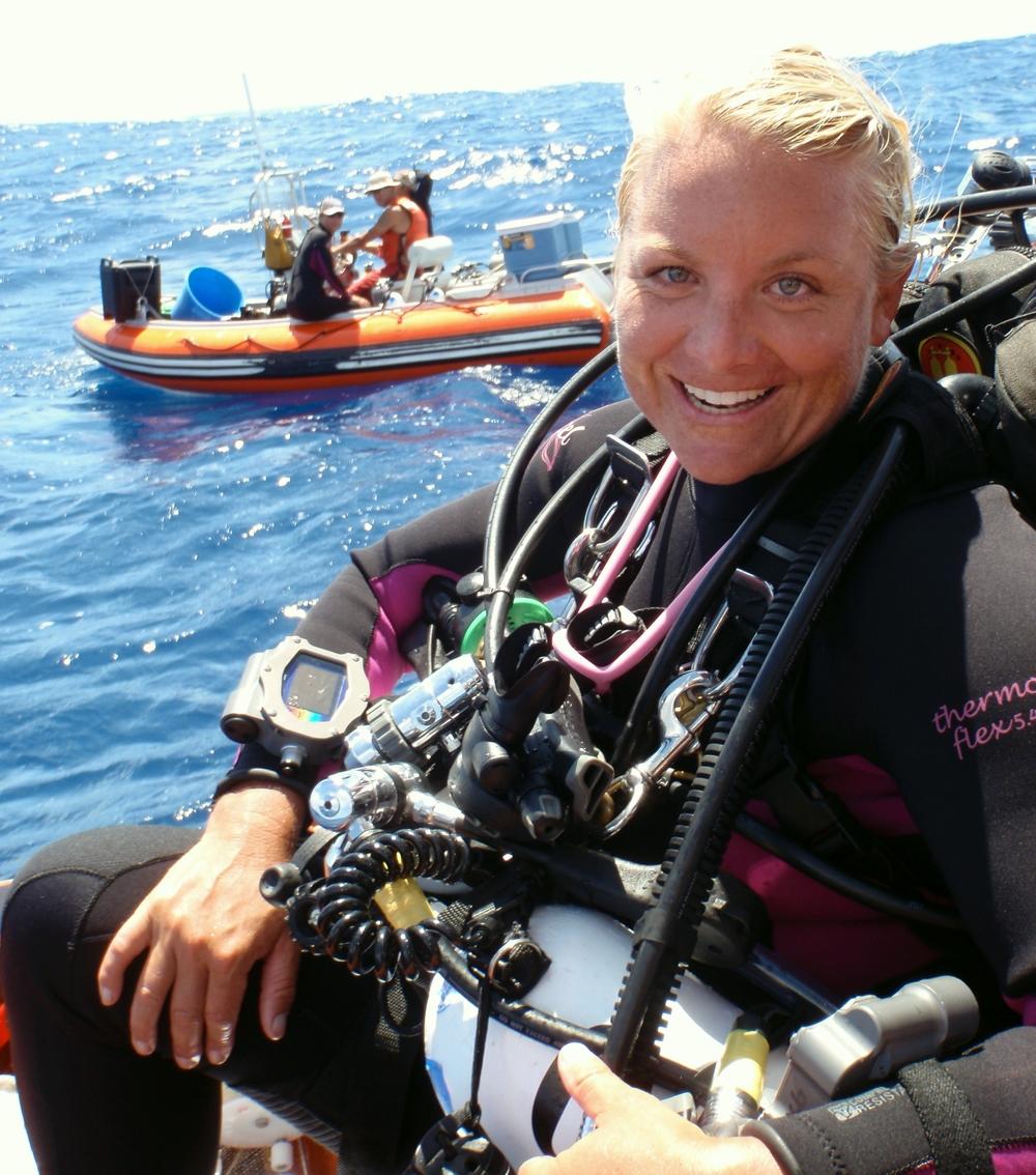 maritime archaeologist mentor Gleason