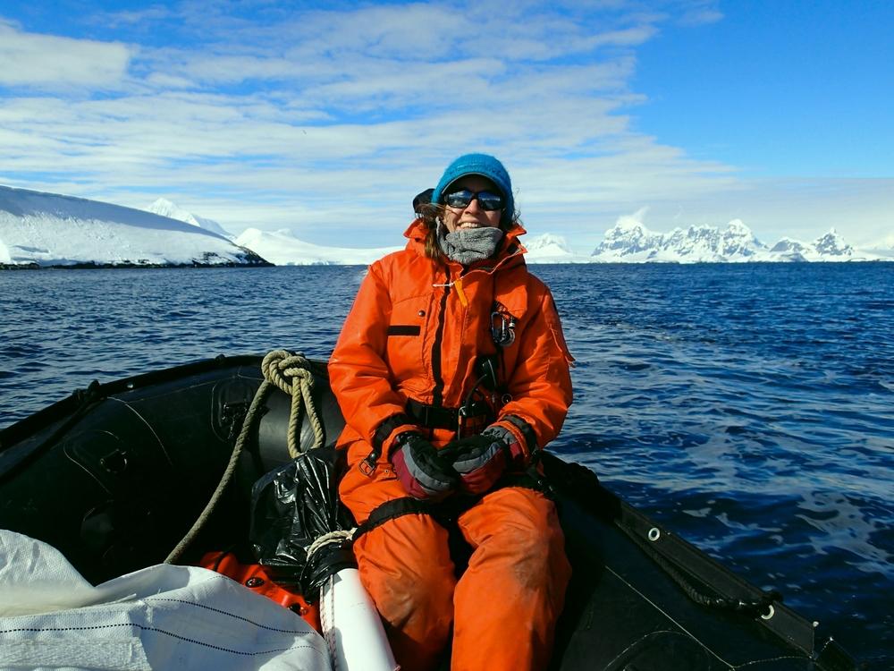 oceanographer - bernard