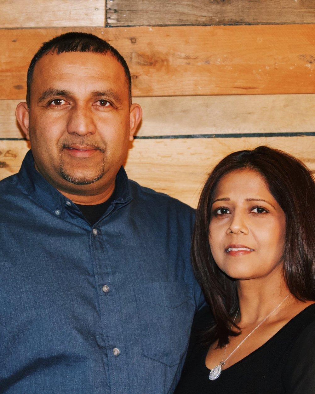 Rajendra and Shannie Surujpaul