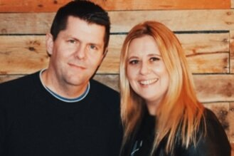 Dennis and Wendy Graham-Parker