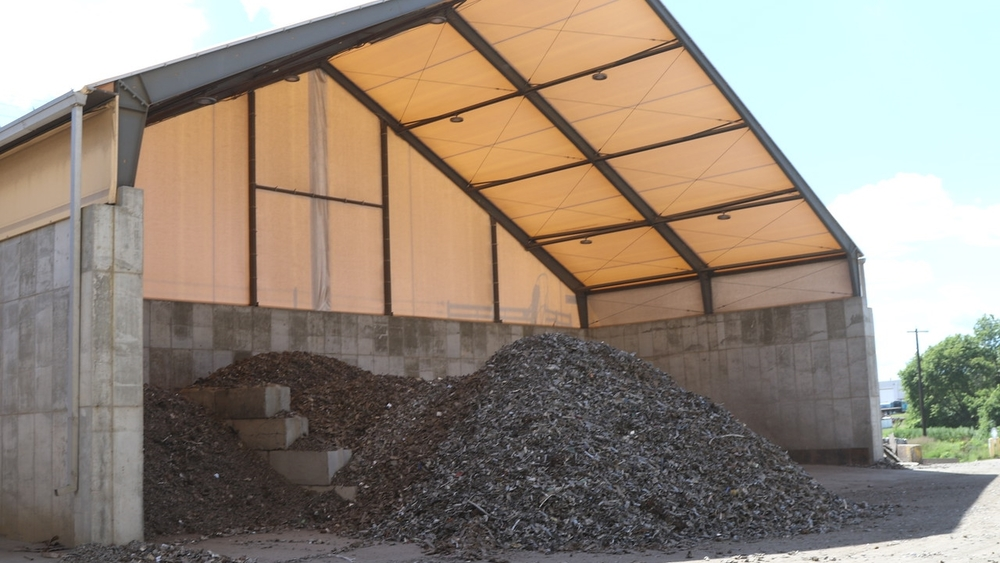 Raw Material Storage