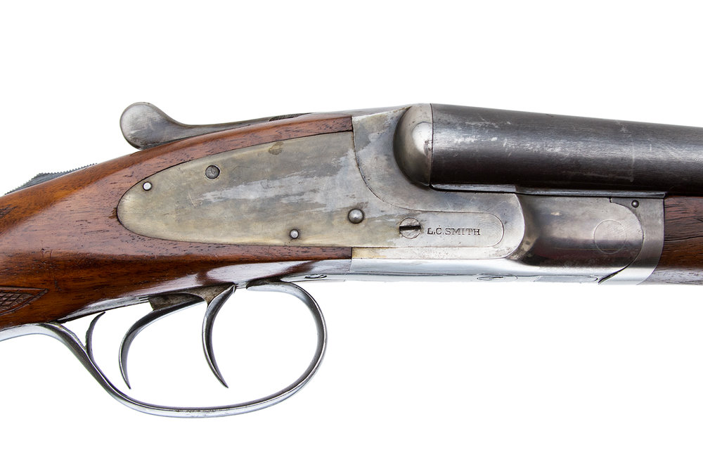 LC SMITH - FIELD GRADE EJECTOR , 20 Gauge — Steve Barnett ...