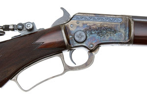 Lever Rifles — Steve Barnett Fine Guns | High-End Shotguns