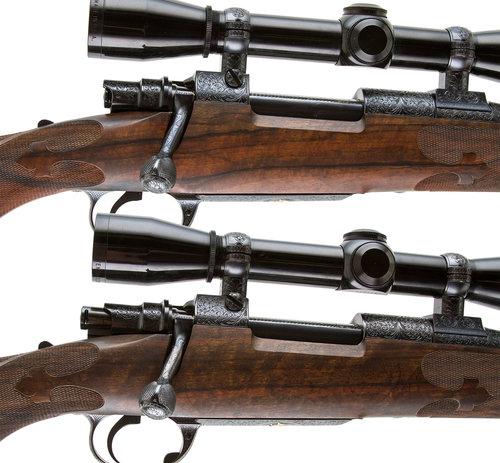 Centerfire Rifles A-H — Steve Barnett Fine Guns | High-End Shotguns