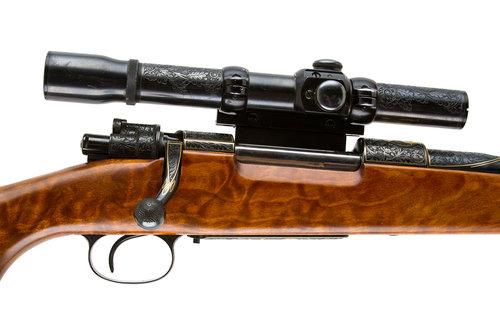 Centerfire Rifles A-H — Steve Barnett Fine Guns   High-End Shotguns