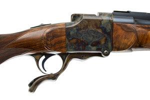 Single Shot Rifles — Steve Barnett Fine Guns | High-End