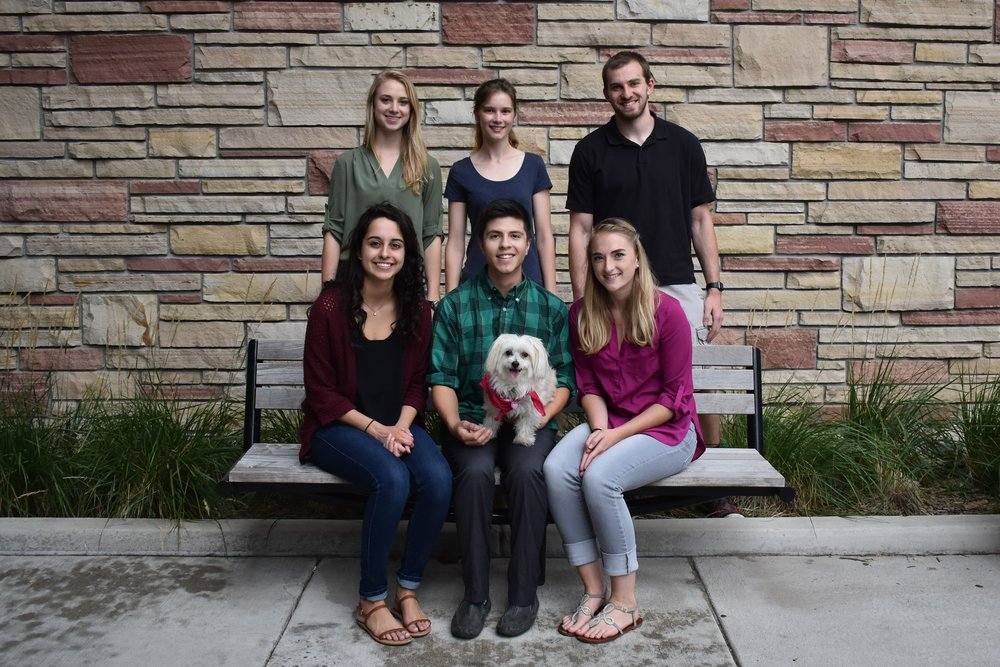 The Canine Exoskeleton for Rehabilitation Senior Design Team
