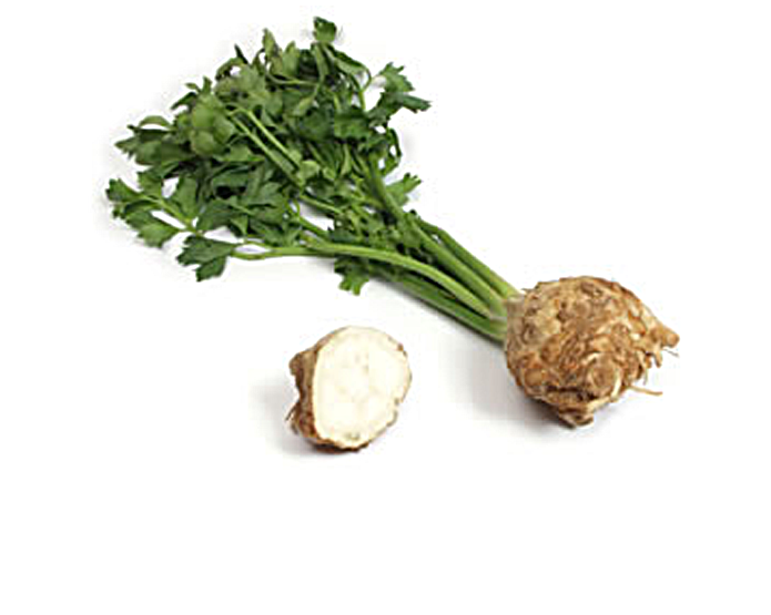<STRONG>CELERY ROOT/CELERIAC</STRONG>