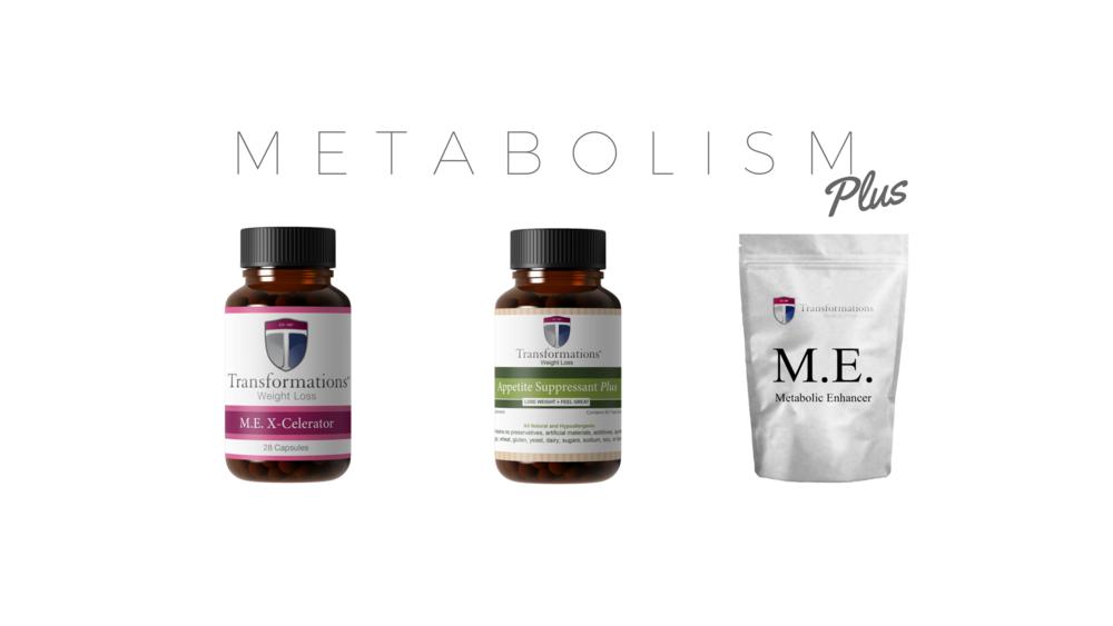 Metabolism Plus - 2