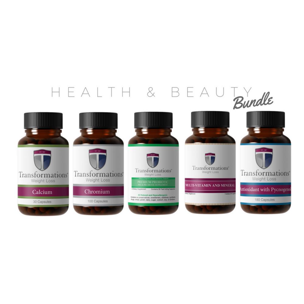 """<a href=""""http://transformationsweightloss.com/health-beauty-bundle""""><Strong>Health & Beauty Bundle</strong><BR>$99.00</a>"""