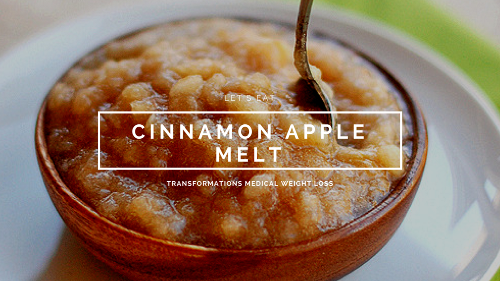 Cinnamon Apple Melt