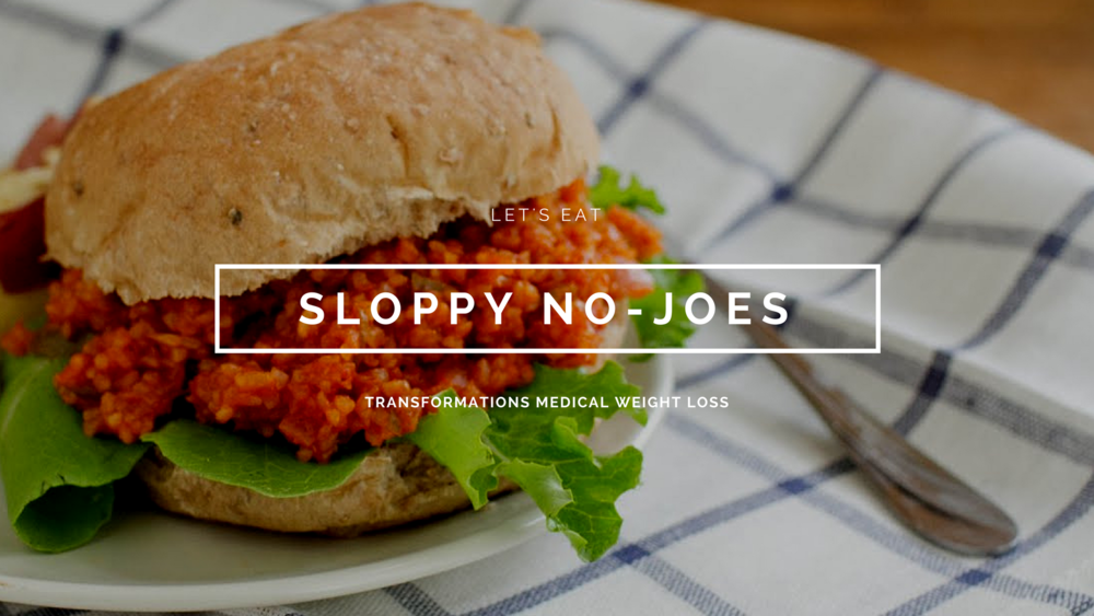 Sloppy No-Joes (Vegetarian)