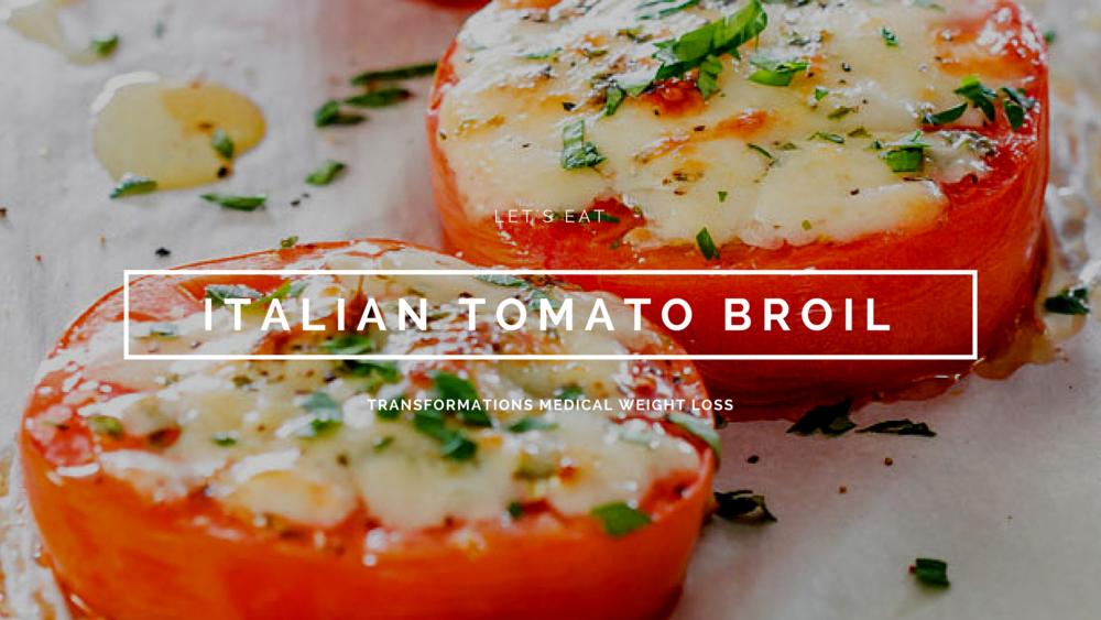 Italian Tomato Broil