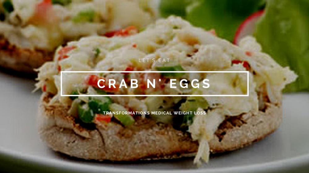 Crab 'N Eggs