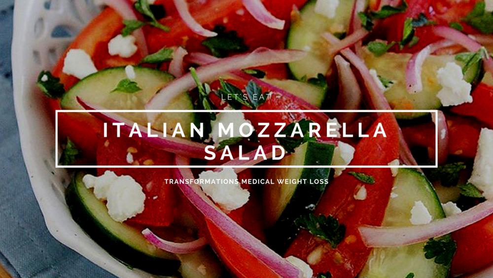 Italian Mozzarella Salad