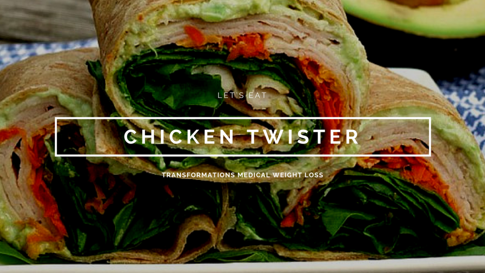 Chicken Twister