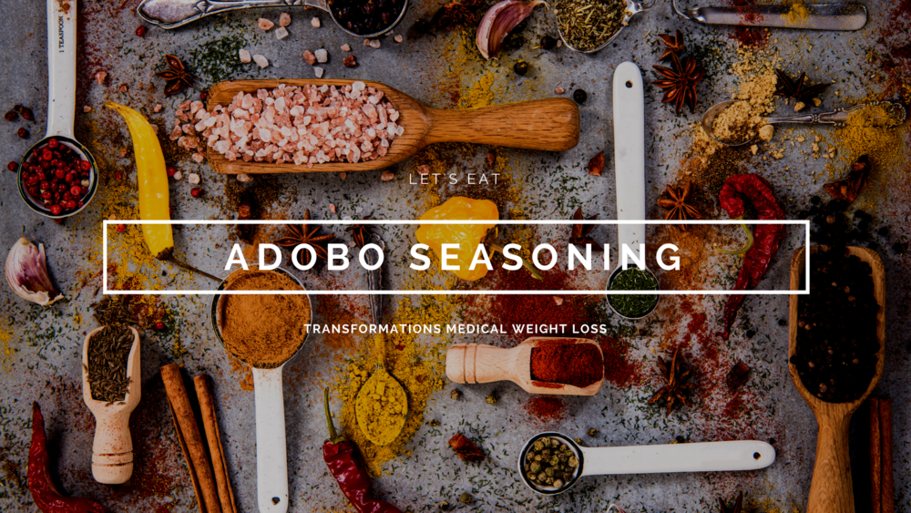 Salt-Free Seasoning | Adobo Seasoning