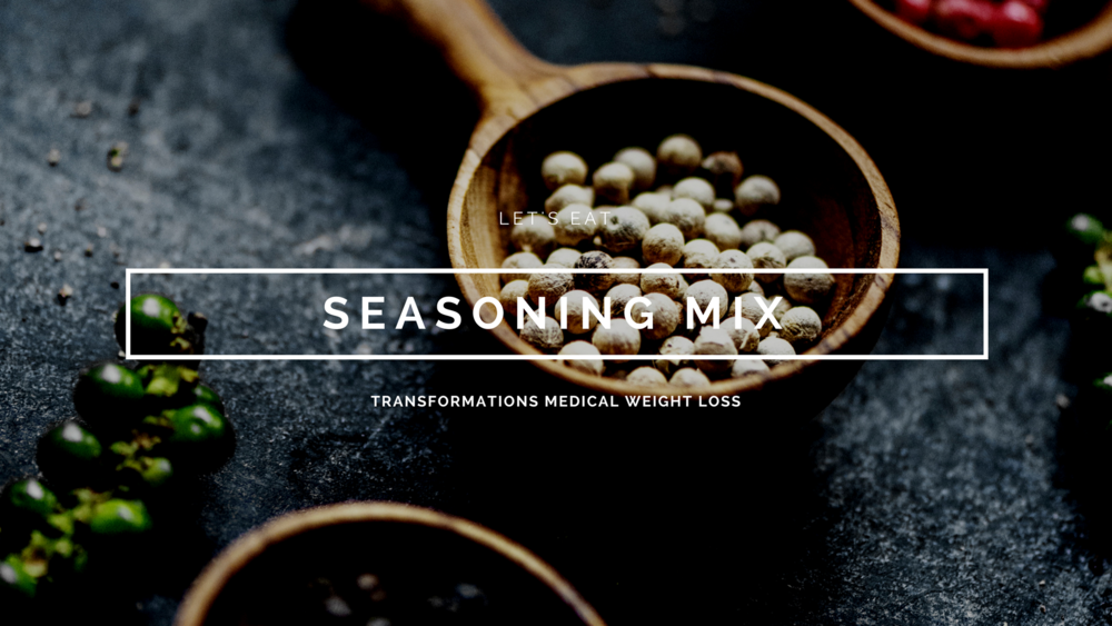 Salt-Free Seasoning |   Seasoning Mix