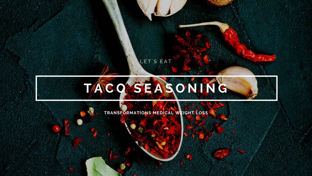 Salt-Free Seasoning |   Taco Seasoning