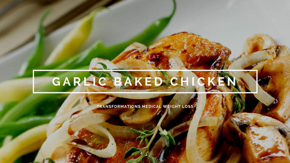 Garlic Baked Chicken