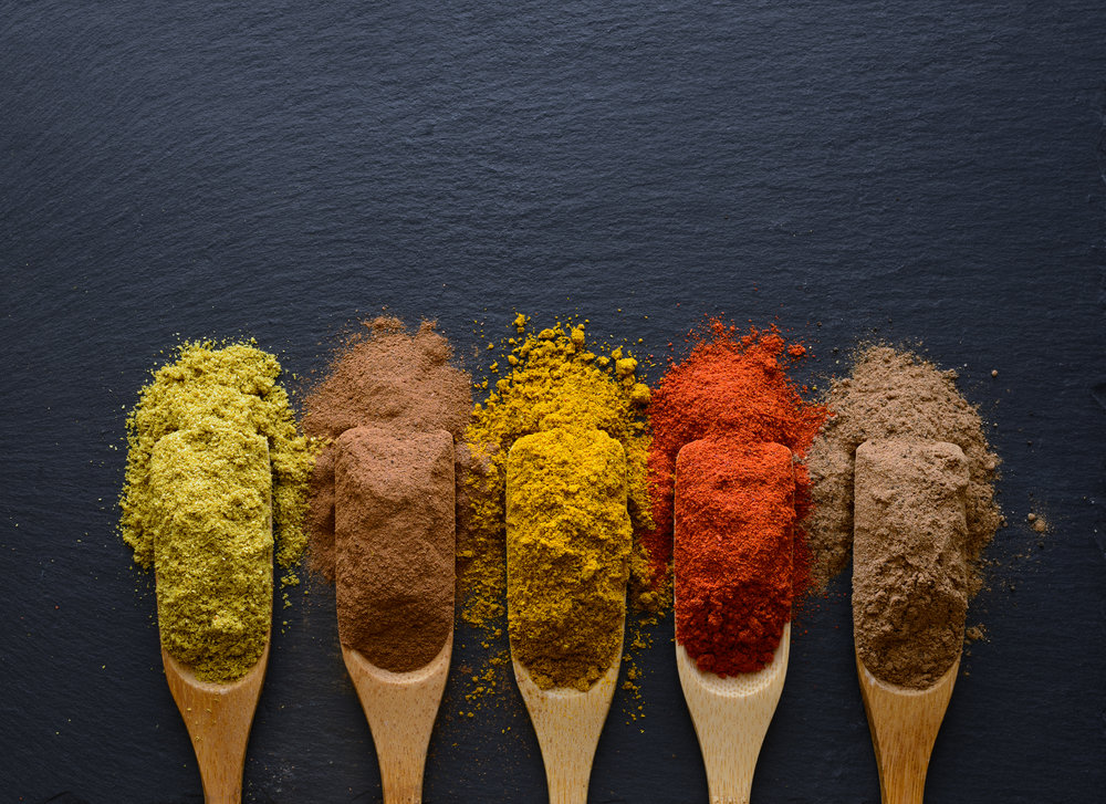 Seasonings -