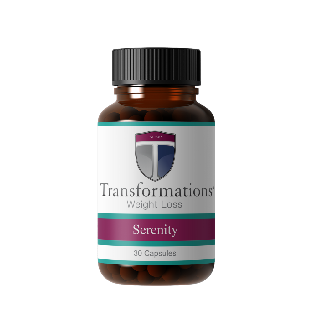 "Serenity - Serenity is a natural product designed for both men and women, to help in many ways.  Known as ""the anti-stress vitamin"" it helps with depression, stress, anxiety, relaxation, muscle tension, fatigue, and assists in memory and learning."
